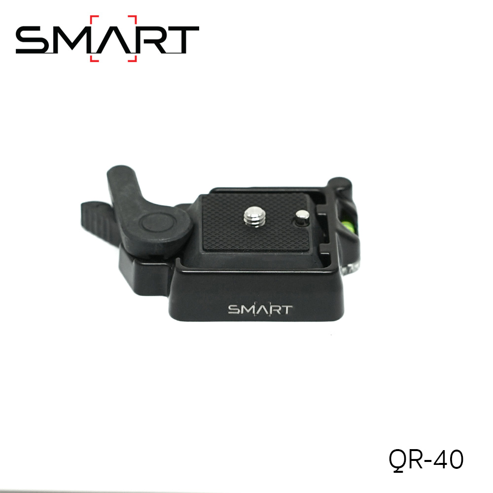 SMART QR-40 Quick release plate