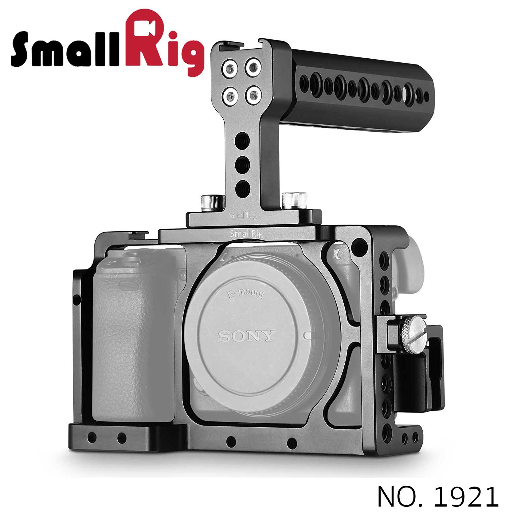 SMALLRIG® Sony A6000/A6300/A6500 ILCE-6000/ILCE-6300/ILCE-6500/NEX7 Camera Accessory Kit 1921