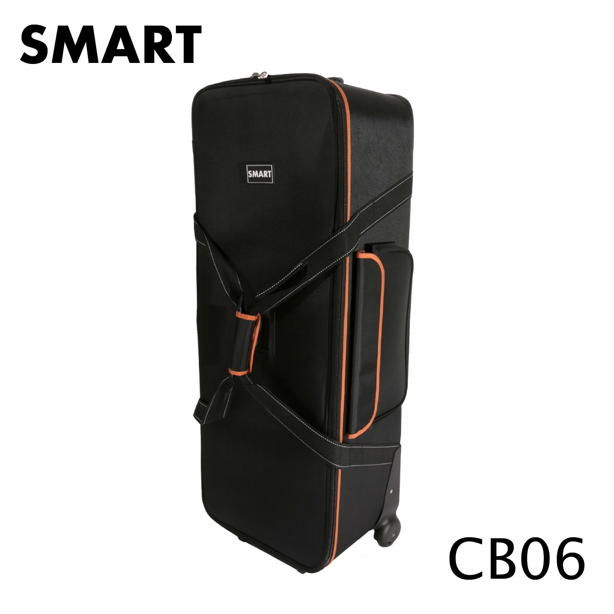 SMART CB06 Hard trolley bag for x3 mini studio flash