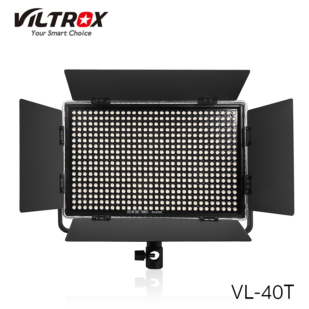 Continuous Lighting VL-40T Viltrox LED Video Light