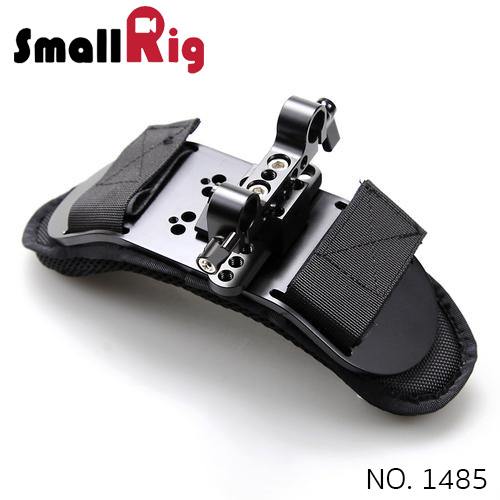 SMALLRIG® Shoulder Pad(15mm Railblock) 1485