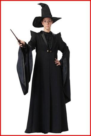ชุด Professor McGonagall @ Harry Potter