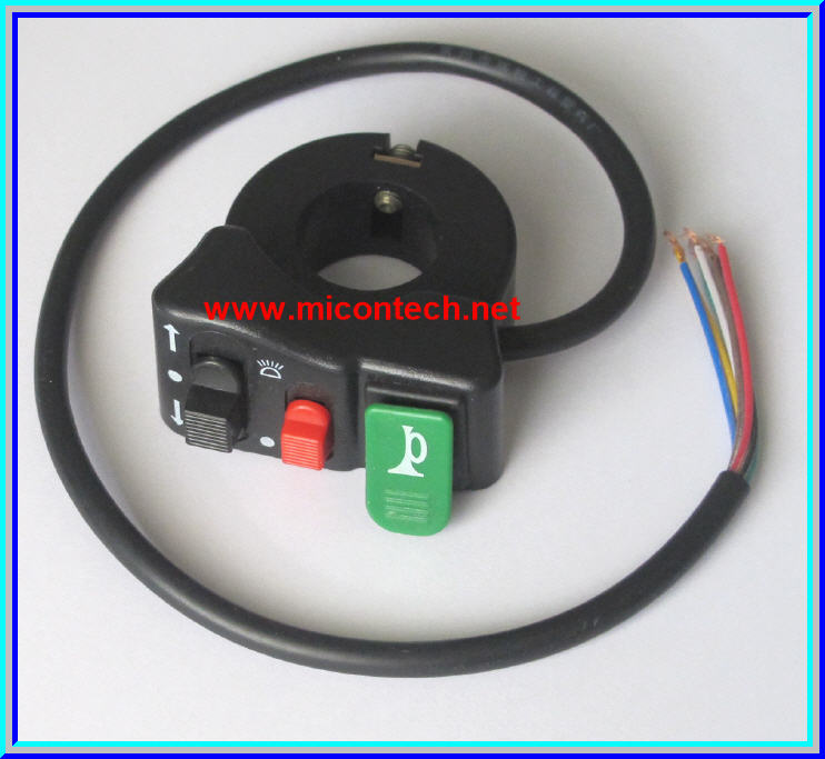 Light Turn signal Horn Switch