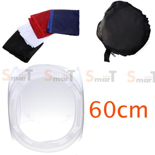 เต้นท์ถ่ายภาพ Photo Light Tent (60x60x60cm)