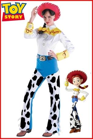 ชุดเจสซี่ @ Toy Story