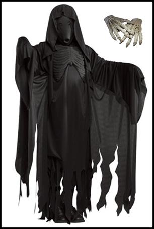 ชุด Dementor @ Harry Potter