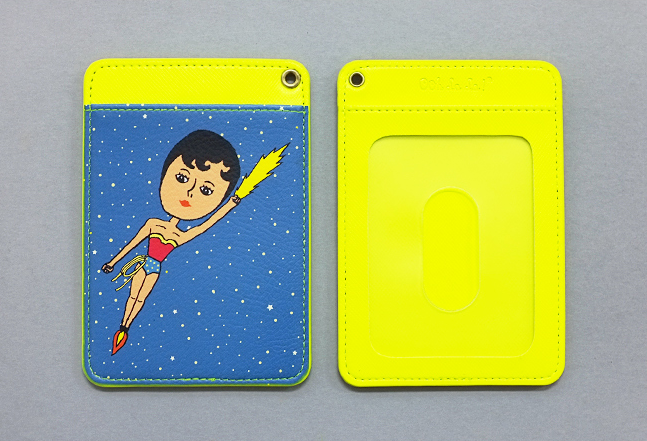 WONDER AURORE CARD POCKET