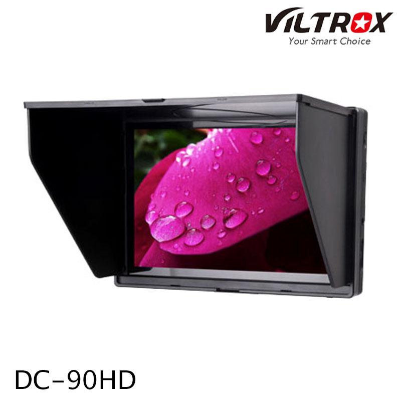 Viltrox 8.9'' DC-90HD IPS Professional High-definition Monitor DSLR camera/video camera