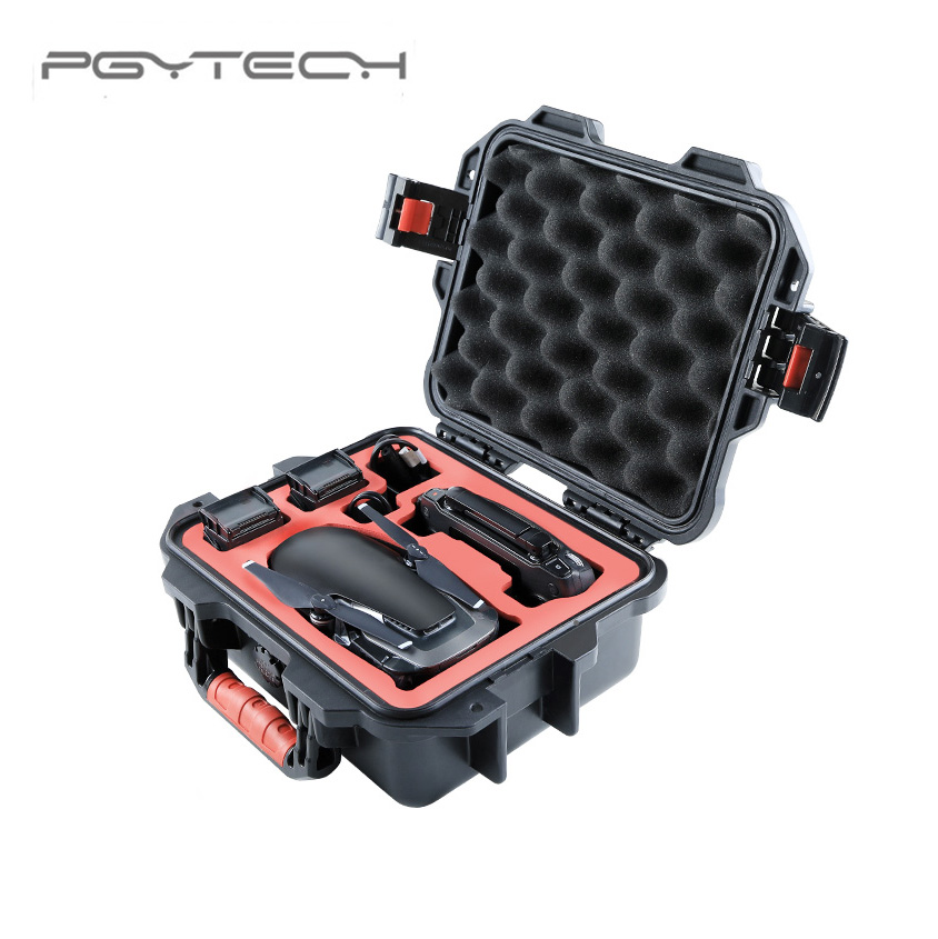 PGYTECH Mavic Air Safety carrying case mini for DJI Mavic Air Waterproof Hard EVA foam Carrying Bag Mavic Air Drone Accessories Price: