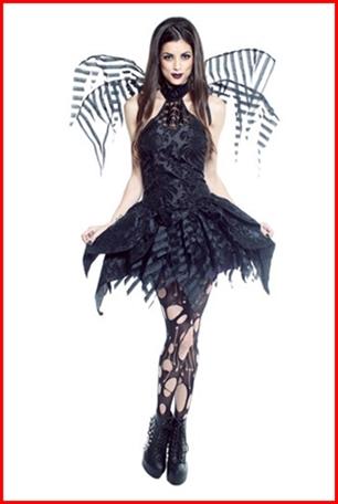 ชุดแม่มด Dark Fairy
