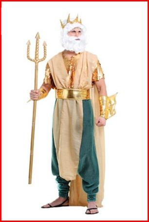 ชุดโพไซดอน Poseidon