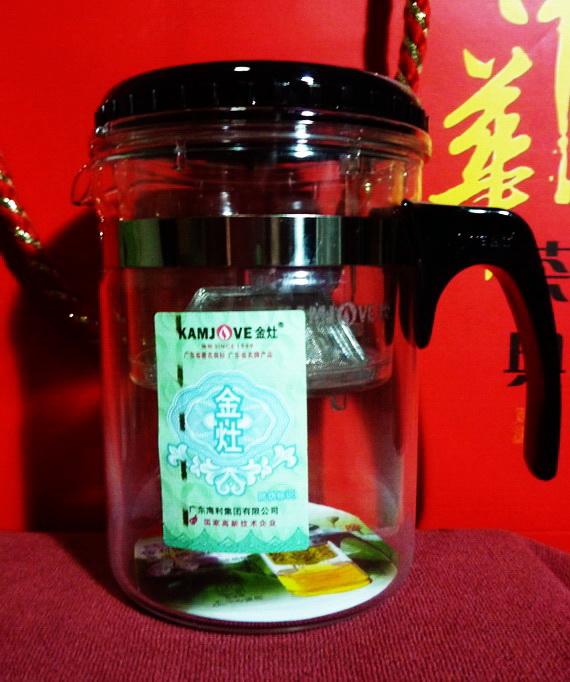 แก้วชงชา แบบสำเร็จรูป มีที่กรองในตัว 700 ML.