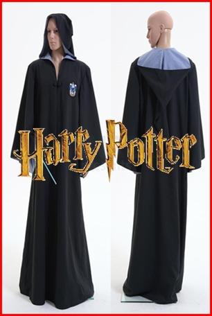 ชุดเสื้อคลุมแฮรี่พ็อตเตอร์ # บ้าน Ravenclaw