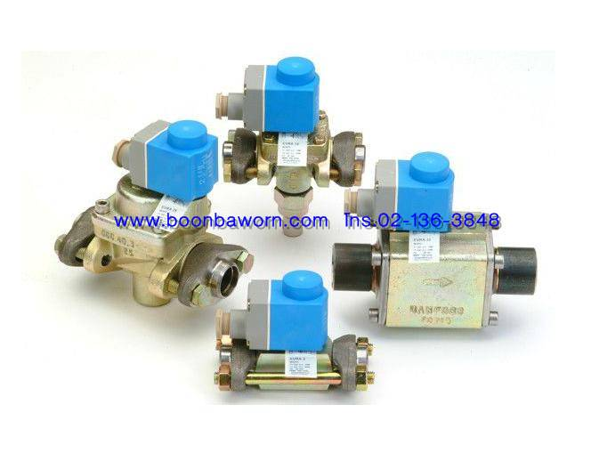 Solenoid Valve W/O Flang & Coil