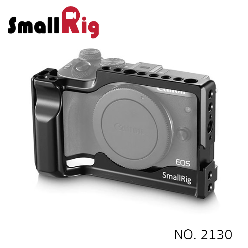 SMALLRIG® Cage for Canon EOS M3 and M6 2130