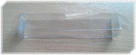 กล่องใส๋ ปากกา-เครื่องสำอางค์ ขนาด 3 x 2 x 13 cm