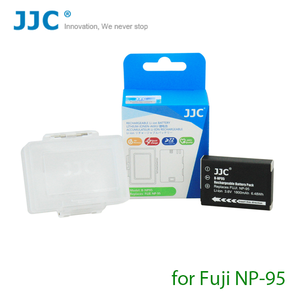 Battery JJC for Fuji NP-95