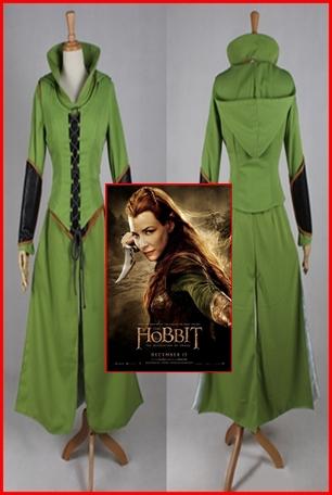 ชุด tauriel @ The Hobbit