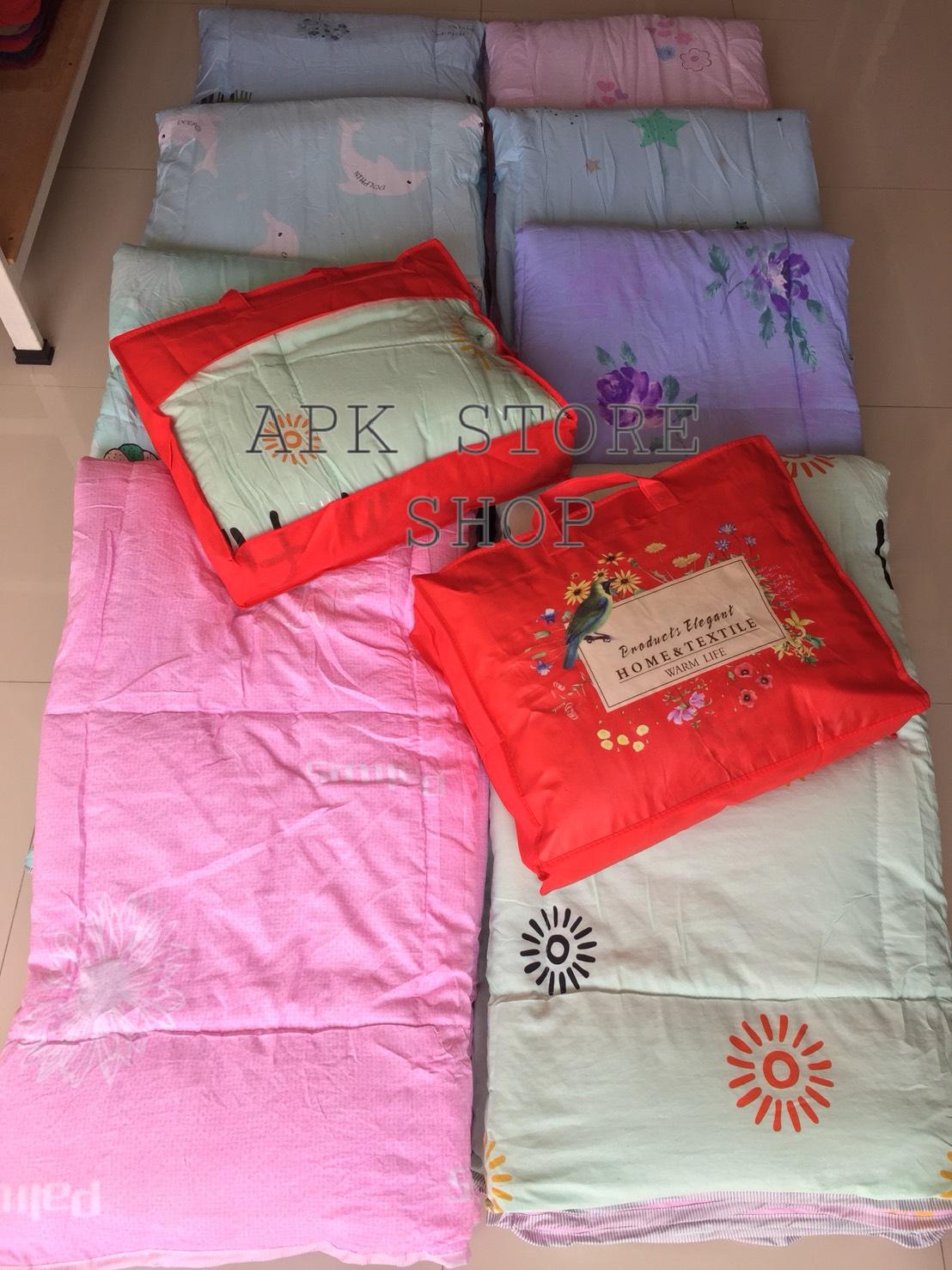 ขายส่ง ผ้าห่มนวม กุ๊นขอบ รุ่น#AA ส่ง 230 บาท
