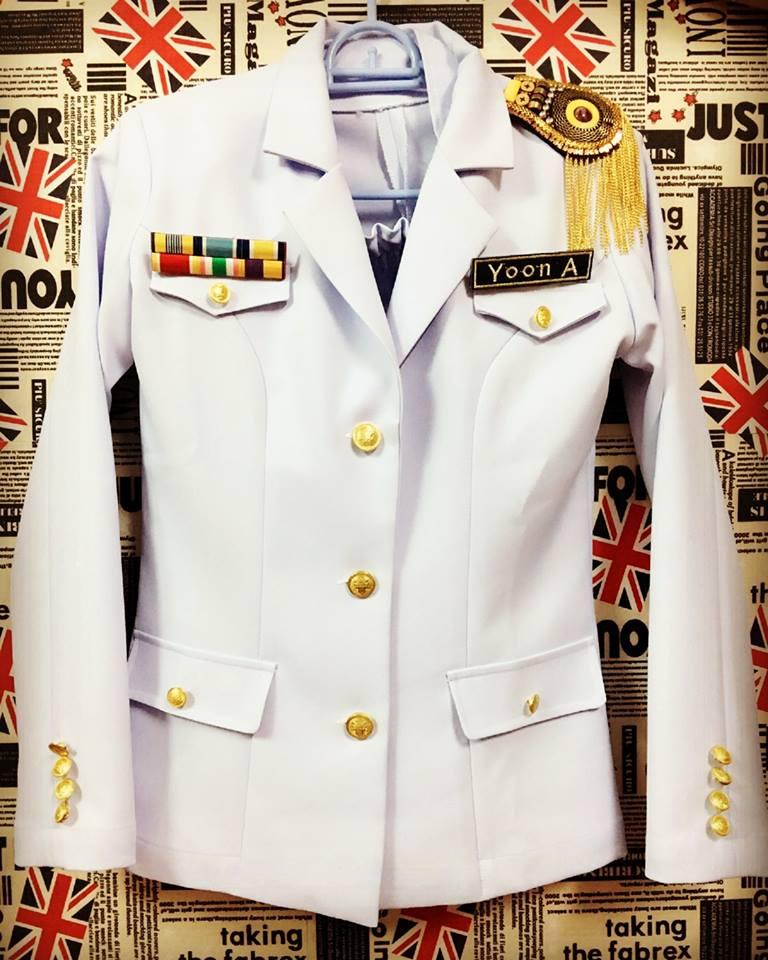 ชุดทหารเรือเกิลร์เจนเนเรชั่น XXL