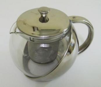 กาชงชาแบบไส้กรอง ขนาด 900 ML.