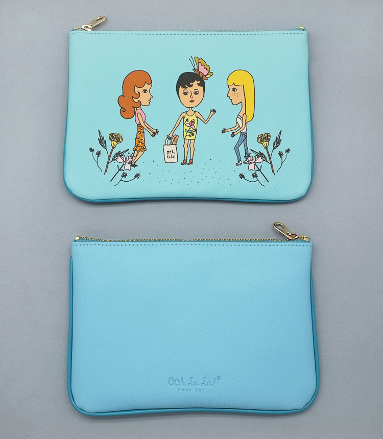AURORE JELLY GIRLS MINI POUCH V2