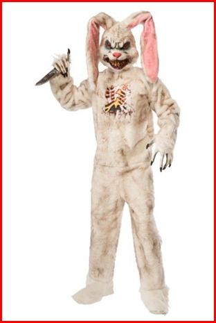 ชุดกระต่ายผี Rotten Rabbit