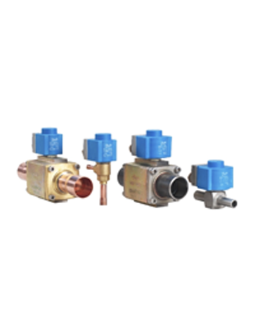 Electronically Operated Valve