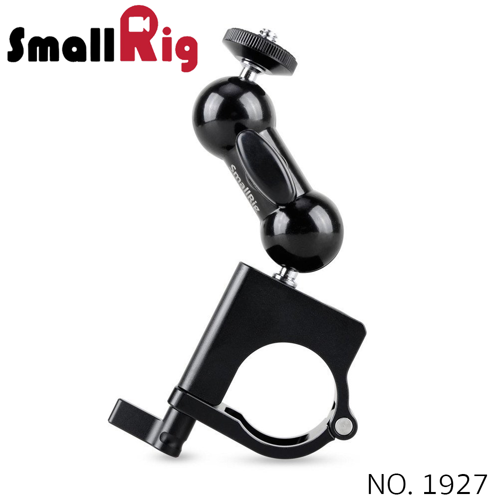 SMALLRIG® 30mm Rod Clamp to Ball Head Arm for DJI RONIN & FREEFLY MOVI Pro Stabilizers 1927