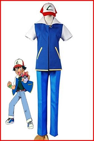 ชุดซาโตชิ Satoshi @ Pokemon