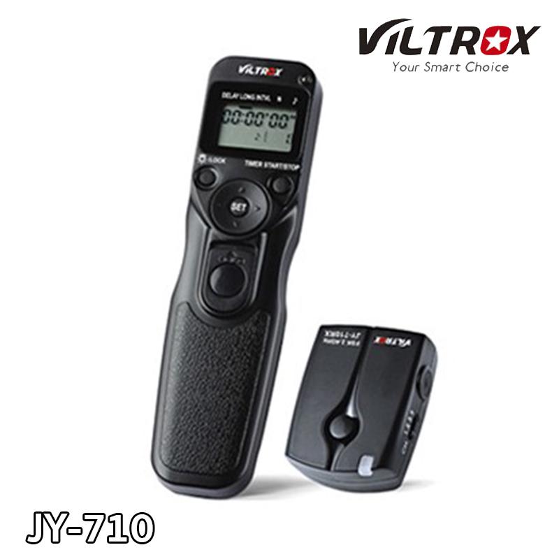 VILTROX Wireless Digital Timer Remote Controller JY-710