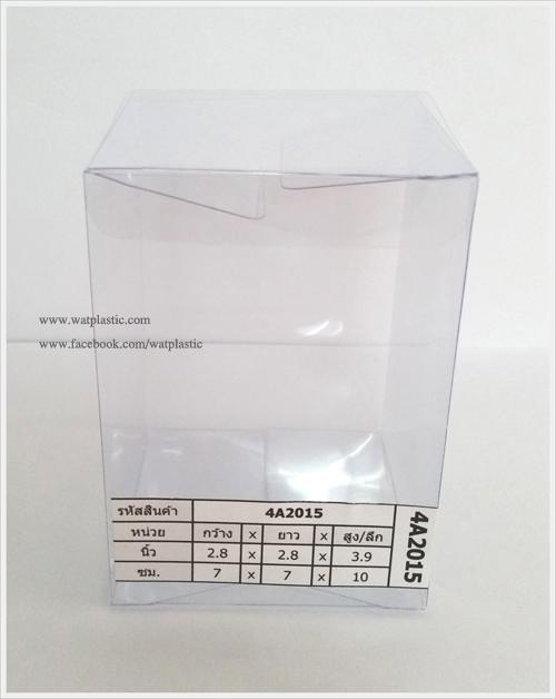 กล่องเทียนหอม ขนาด 7 x 7 x 10 cm