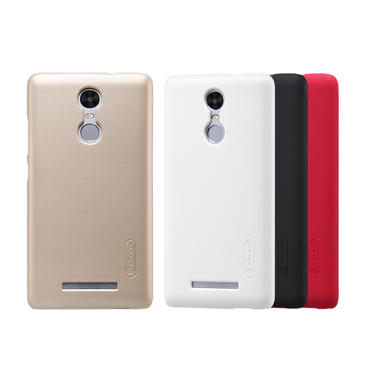 Redmi Note 3 Nillkin Frosted Shield back cover case