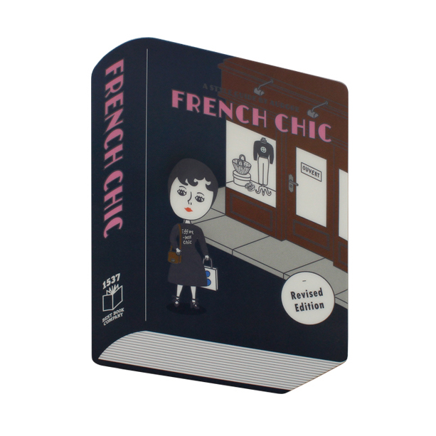 FRENCH CHIC MOUSE PAD