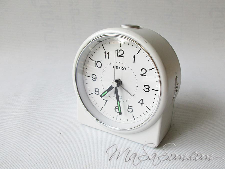 นาฬิกาปลุกตั้งโต๊ะSEIKO