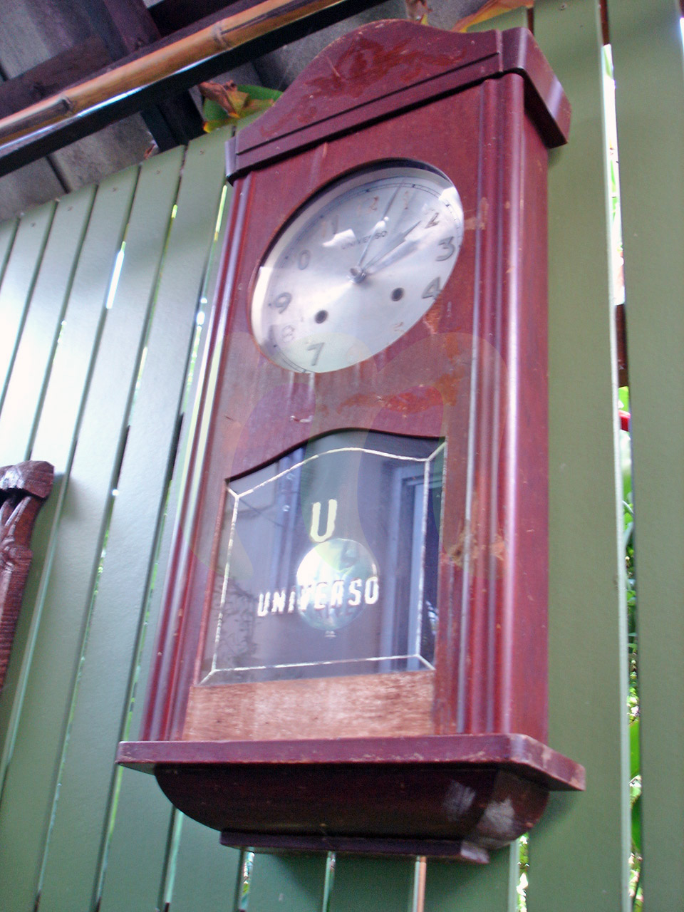 นาฬิกาแขวนลูกตุ้ม ของเก่า