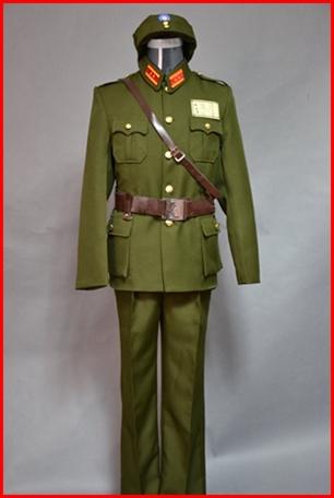 ชุดทหารญี่ปุ่น โกโบริ