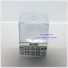 กล่องคัพเค้ก มาการอง 3.8 x 3.8 x 5.1 cm