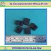 5x Housing Connector 4 Pins Pitch 2.54 mm (คอนเน็คเตอร์แบบ 4 ขา)