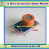 1x MQ-3 Alcohol Gas Sensor MQ3 Alcohol Gas Detector Module