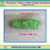 10x Resistor 3 Kohm 1/8 Watt 1% Metal film Resistor (10pcs per lot)