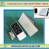 1x Smart Real Touch 1 Switch ON-OFF 220VAC + Remote (สวิตซ์ระบบสัมผัส 220VAC แบบ 1 ปุ่ม)
