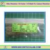100x Resistor 10 Kohm 1/8 Watt 5% Cabon Resistor