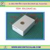 1x กล่อง FB04 สีขาว ขนาด 89x134x45 มม. Future Box