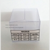 กล่อง ตลับครีม/กระปุกครีม ขนาด 4.3 x 4.3 x 3.8 cm