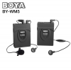 Microphone BOYA BY-WM5 UHF Pro wireless Microphone