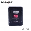 SMART V-Mount Battery YC-170S 170Wh 14.8V 12500mAh