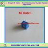 1x Trimpot 50 KOhm 1 Turn Potentiometer Variable Resistor 3362 Series