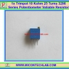 1x Trimpot 10 Kohm 25 Turns 3296 Series Potentiometer Valiable Resistor