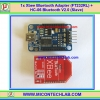 1x Xbee Bluetooth Adapter (FT232RL) + HC-06 Bluetooth V2.0 (Slave)